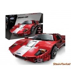 "Конструктор ""Ford GT​​​​​​​ Red Phantom Super Car"" XB-03011 919 деталей"